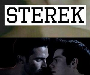 gays, sterek, and teen wolf image