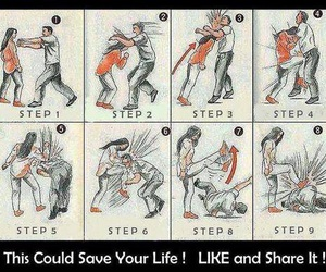 save, life, and fight image