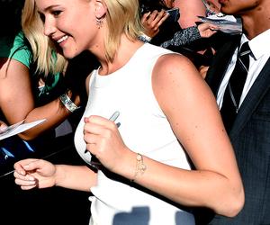 Jennifer Lawrence, the hunger games, and josh hutcherson image