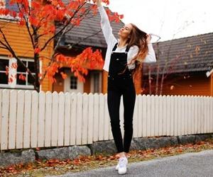 autumn, fall, and Hot image