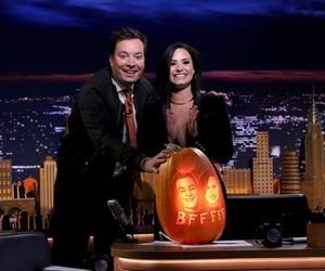 demi lovato and Halloween image