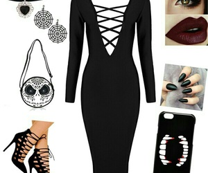 outfit halloween polyvore image