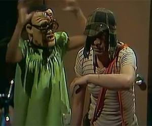 chiquinha, Halloween, and chaves image