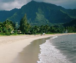 hawaii, kauai, and hanalei image