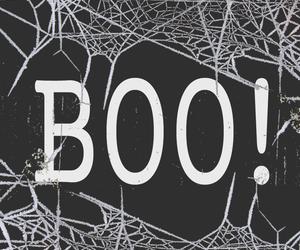 Halloween, boo, and autumn image
