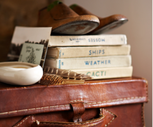 book, travel, and shoes image
