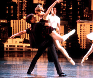 ballet, celebrity, and couple image