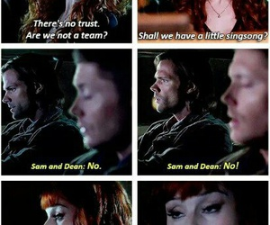 dean, quotes, and Sam image