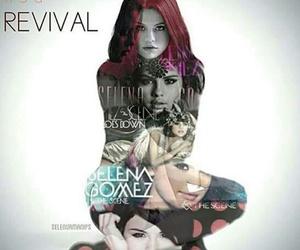 revival, selena gomez, and selenagomez image