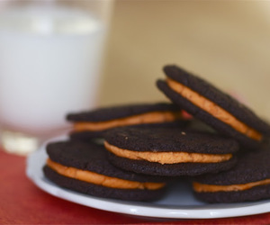 food, Halloween, and sweet image