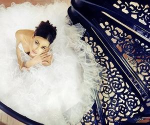 bridal, ellimacssfx, and hair image