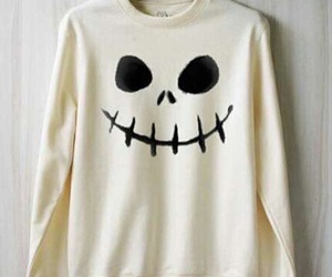 Halloween, white, and black image