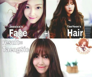 girls generation, jessica, and kpop image