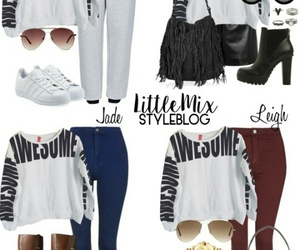 little mix, little mix style, and little mix inspired image