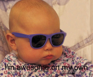awesome, baby, and funny image