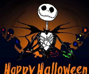 Halloween, jack, and nightmare before christmas image