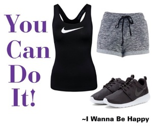 fitness, inspirational, and Just Do It image