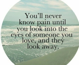 pain, quote, and broken image