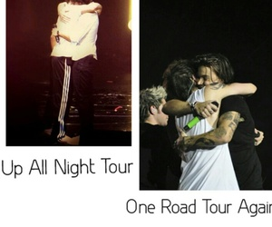 hug and larry stylinson image