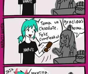 anime, kawaii, and lindo image