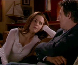 melissa george, in treatment tv series, and gabriel byrne image