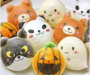 food, sweet, and Halloween image