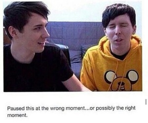 phil lester, dan howell, and phan image