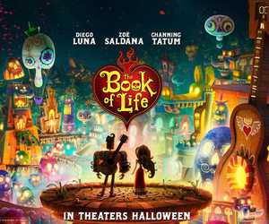 animation and the book of life image