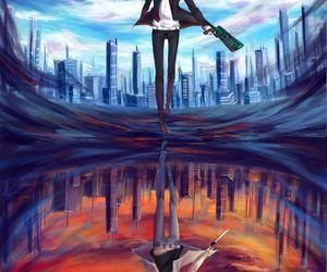 psycho pass, anime, and kogami image