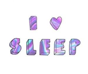 sleep, overlay, and grunge image