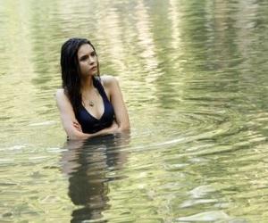 Nina Dobrev, the vampire diaries, and elena image