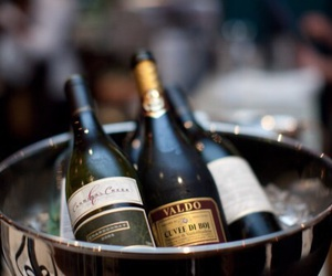 luxury, champagne, and wine image