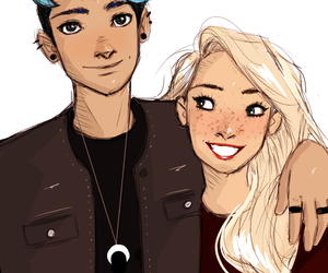 teddy lupin and victoire weasley image