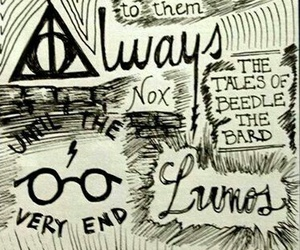 harry potter, always, and potterhead image