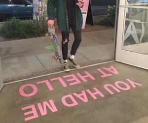 grunge, pink, and tumblr image