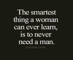 quotes, woman, and smart image