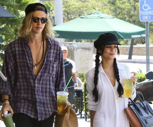 vanessa hudgens, style, and austin butler image
