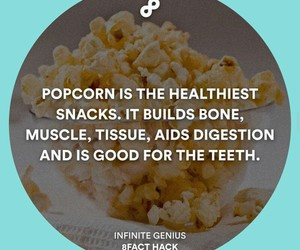 popcorn, turquoise, and benefits image