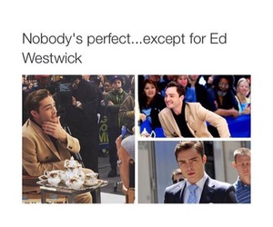 quote, ed westwick, and gossip girl image
