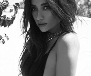 emily, pll, and shay mitchell image