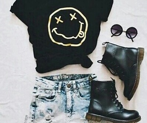 accessories, boots, and sunglasses image