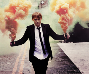 rupert grint, boy, and harry potter image