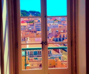beauty, colorful, and portugal image