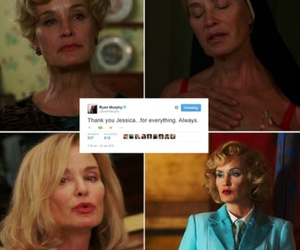 jessica lange, american horror story, and ahs image