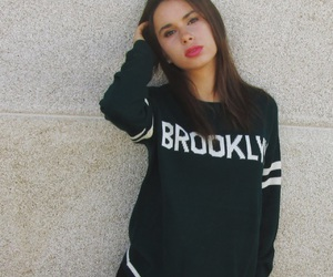 autumn, Brooklyn, and sweater image