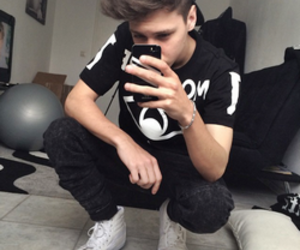 boy, pale, and tumblr image