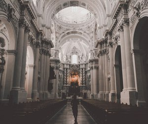 architecture, cathedral, and travel image