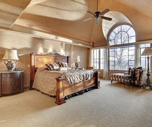 beautiful, bedroom, and dream home image
