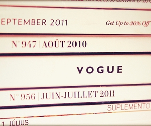2010, vogue, and 2011 image