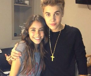 justin bieber, madison beer, and boy image